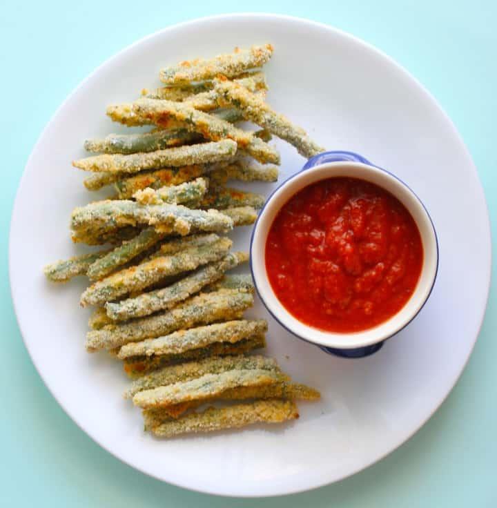Green Bean Fries B