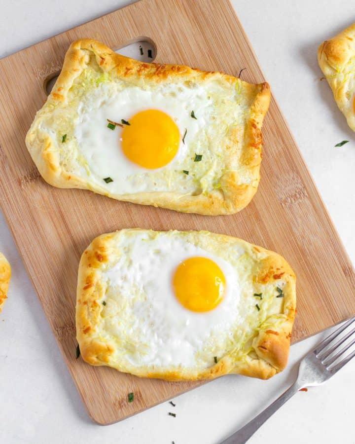 Sunshine Egg Pies