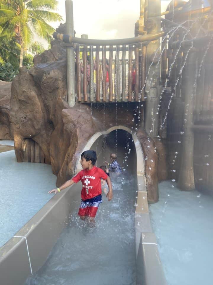 Toddler Slide