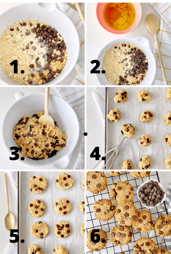 how to make healthy cookies