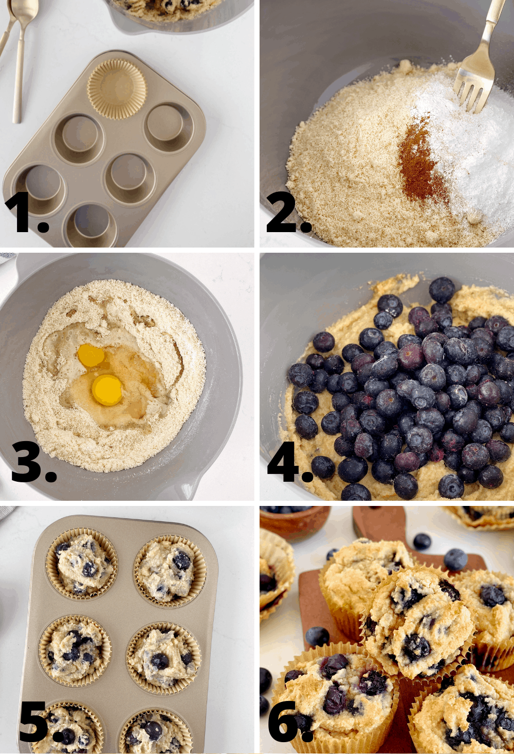 how to make keto muffins